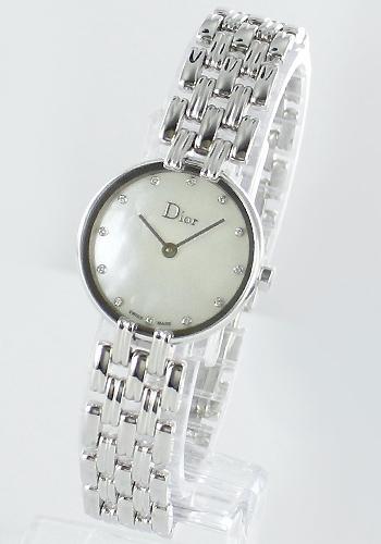 NEW Đồng hồ Christian DIor màu bạc