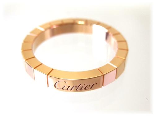 Nhẫn Cartier K18PG