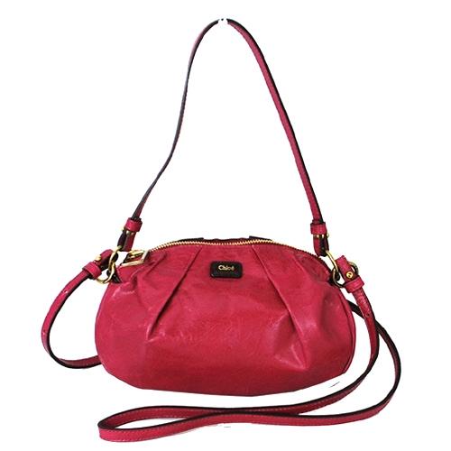 NEW Túi Chloe màu hồng