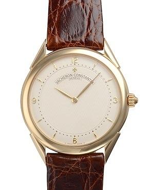 Đồng hồ nam VACHERON CONSTANTIN K18YG dây da