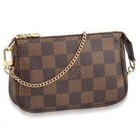 Túi Louis Vuitton damier xách tay nhỏ