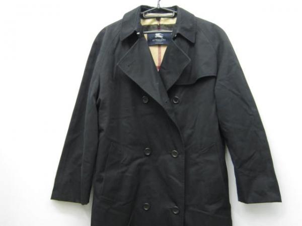 MS2780 Áo khoác Burberry london size 8 màu đen