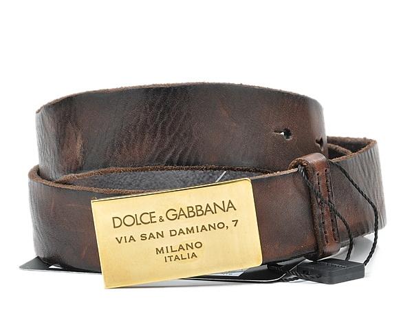 NEW THẮT LƯNG DOLCE&GABBANA 3.5cm