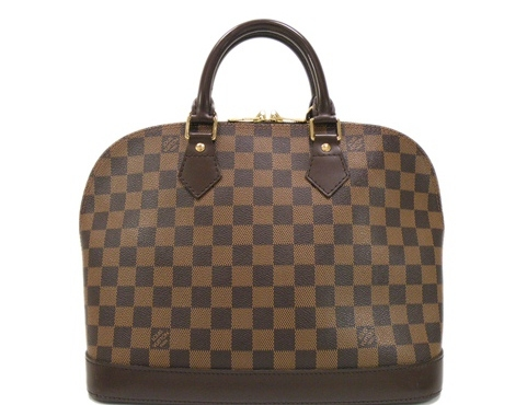 Túi Louis Vuitton damier alma