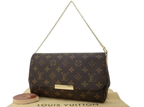 NEW Túi Louis Vuitton monogram dây xích MM