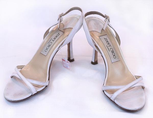 MS2168 Sandal Jimmy choo size 35 1/2 SUMMER SALE