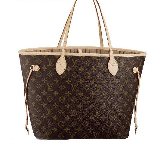 NEW Túi Louis Vuitton monogram neverfull MM