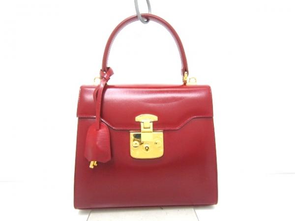 Túi xách Gucci của nữ màu đỏ