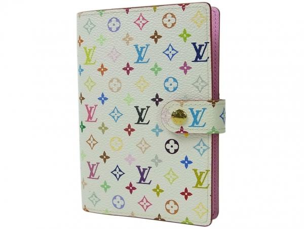 Bọc sổ tay Louis Vuitton Multicolor