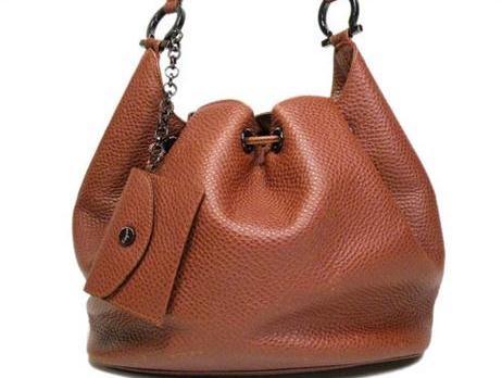Túi xách Ferragamo màu nâu