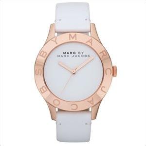 NEW Đồng hồ Marc Jacobs MBM1201 màu trắng