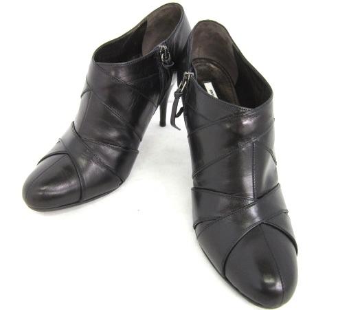 Giày Miu Miu size 38 màu đen