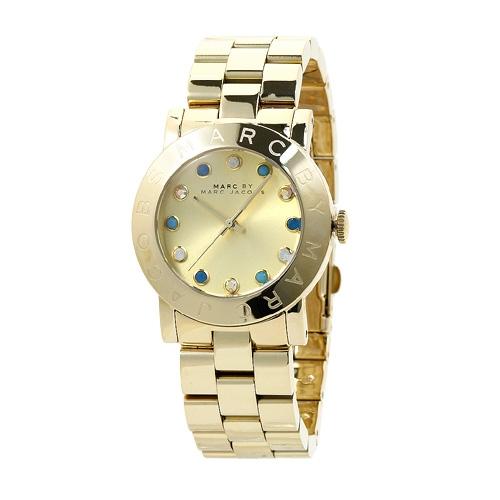 NEW Đồng hồ Marc Jacobs MBM3215 màu vàng