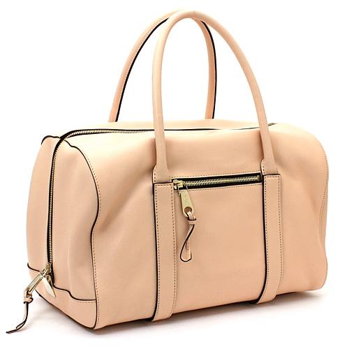 Túi xách Chloe Boston của nữ màu hồng