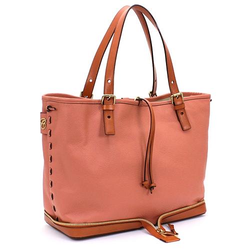 Túi xách Chloe của nữ màu hồng cam