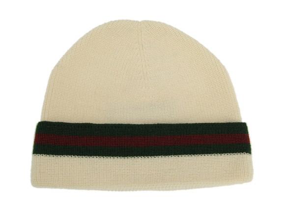 NEW Mũ len của nam 4G869 màu trắng ngà