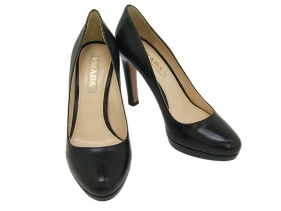 NEW Giày Prada size 37 SHINE