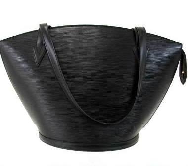 Túi xách Louis Vuitton epi jacques đen