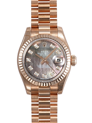 NEW Đồng hồ Rolex nữ 179175 PG