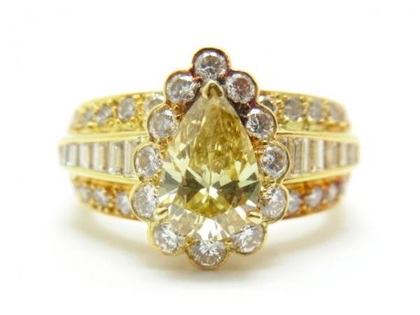 Nhẫn Van Cleef & Arpels kim cương 1.55ct