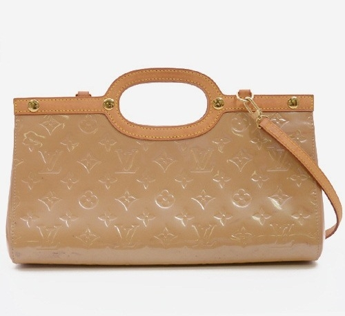MS3551 Túi Louis Vuitton roxbury kem SALEOFF