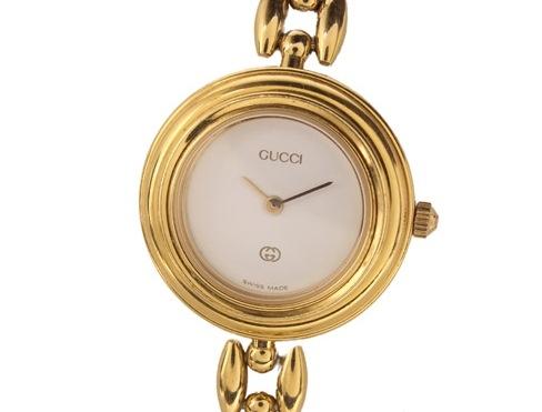 Đồng hồ Gucci viền nhiều màu