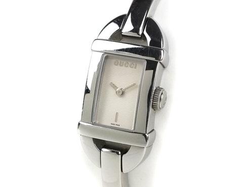 Đồng hồ Gucci 6800L bạc
