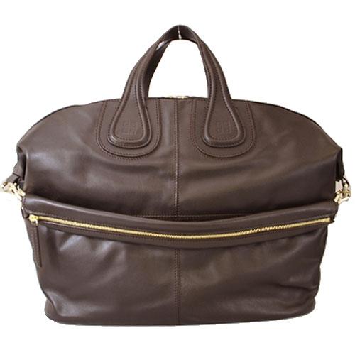 Túi xách Givenchy NIGHTINGALE màu nâu
