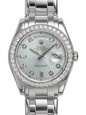 Đồng hồ Rolex day-date Platin 18946