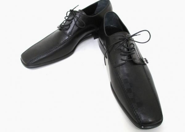 S Giày Louis Vutton nam size 5 1/2 màu đen