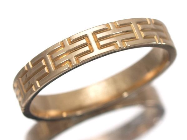 Nhẫn Hermes size 58 vàng hồng