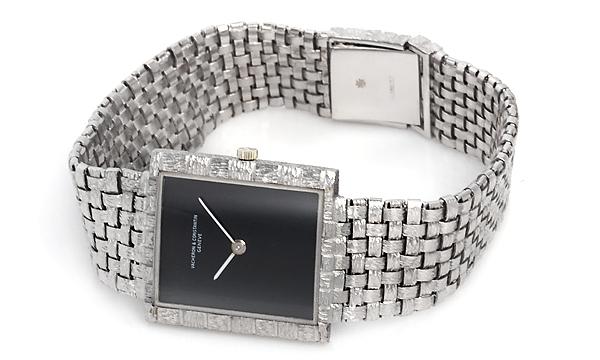 Đồng hồ Vacheron Constantin WG nam mặt đen