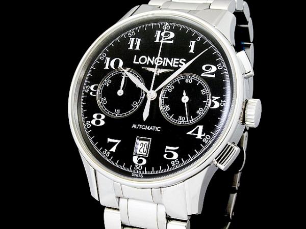 Đồng hồ nam hiệu LONGINES master L2.650