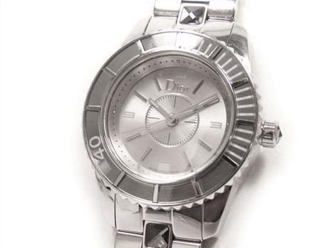 Đồng hồ Christian Dior nữ màu bạc CD1121