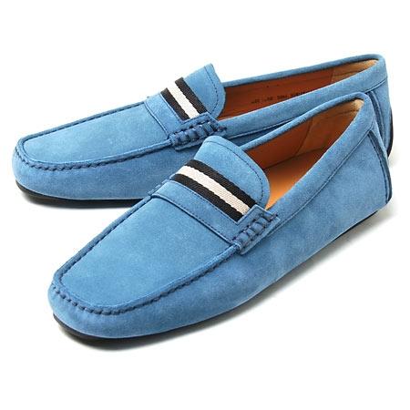 NEW Giày Bally WABLER xanh