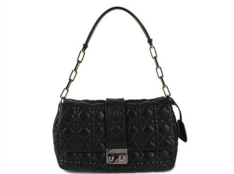 S Túi xách Christian Dior màu đen