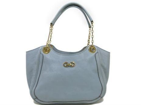Túi xách Ferragamo màu xanh blue