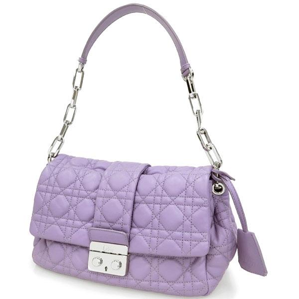 Túi xách Christian Dior màu tím