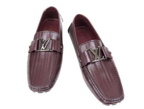 S Giày Louis Vuitton size 6 1/2 màu nâu