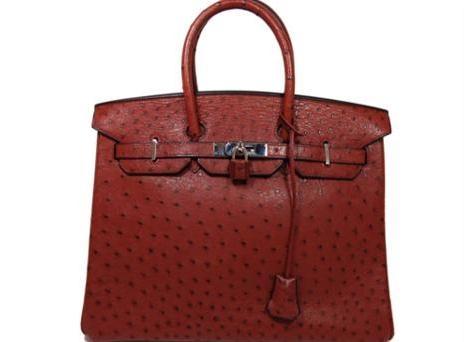Túi xách Hermes Birkin 35 da đà điểu