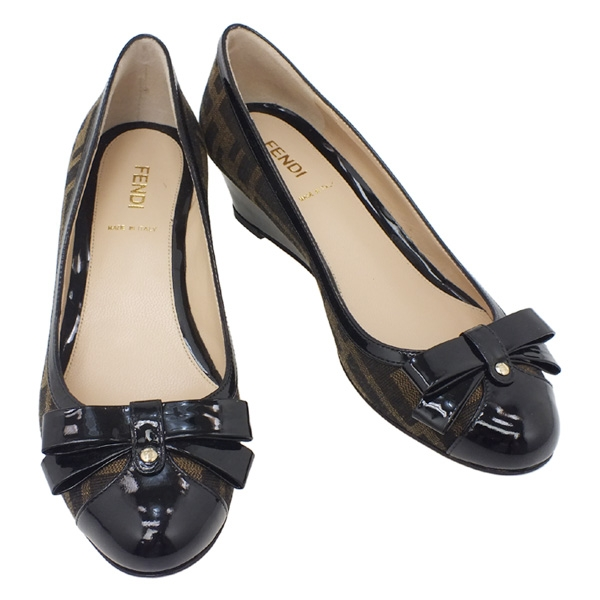 NEW Giày Fendi size 37 1/2 của nữ