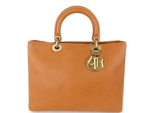 Túi xách Christian Dior màu nâu