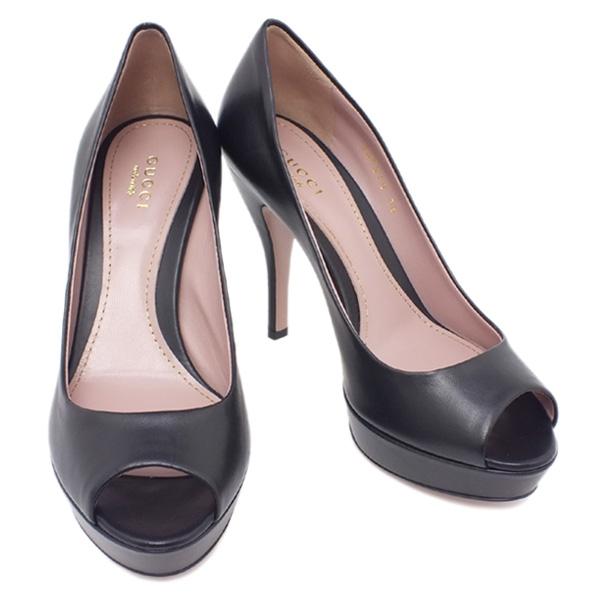 NEW Giày Gucci nữ màu đen size 37.5 3098