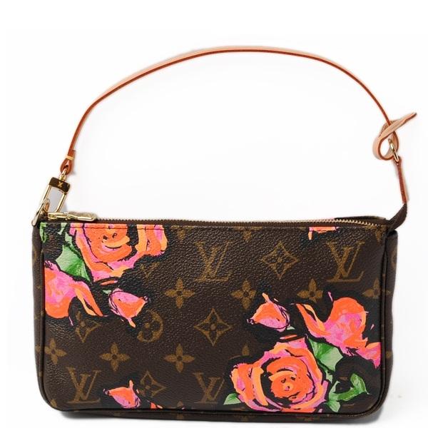 Túi nhỏ Louis Vuitton Limitted hoa hồng M48615