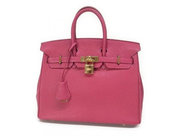 Túi Hermes Birkin 25 màu hồng