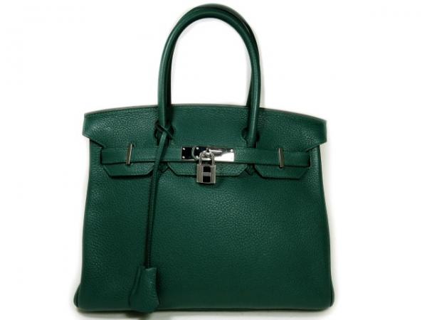 S Túi xách Hermes birkin 30 màu xanh đậm