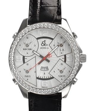Đồng hồ Jacob&Co kim cương JC-3D