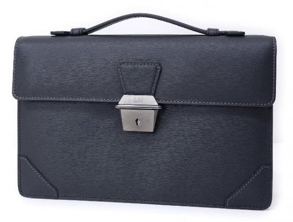 Túi xách Dunhill màu đen của nam L3F290A