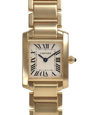 Đồng hồ Cartier K18YG nữ W50002N2