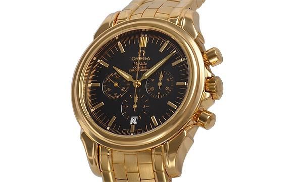 Used Đồng hồ Omega deville 4141